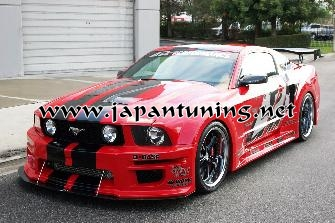 FORD MUSTANG 05-09; KIT COMPLETO MUSTANG AERO APR