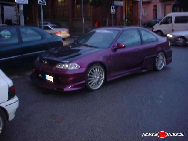 Japantuning honda civic coupe 96