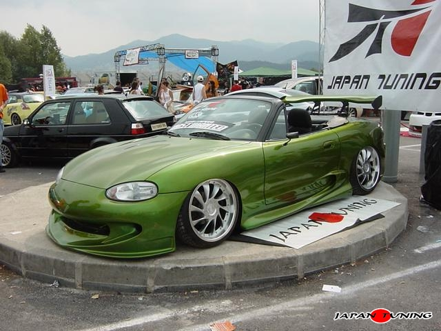 Japantuning 7o MAXI TUNING SHOW MONTMELO