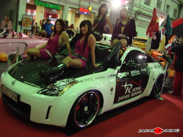 Japantuning barcelona tuning show 2007