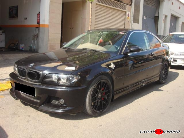 Japantuning BMW KARLY