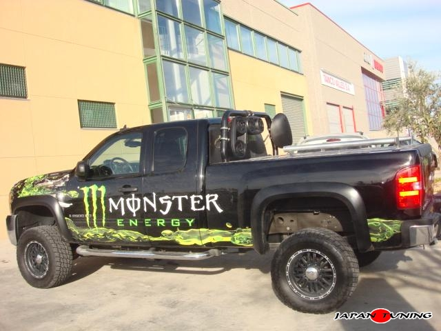 Japantuning MONSTER ENERGY